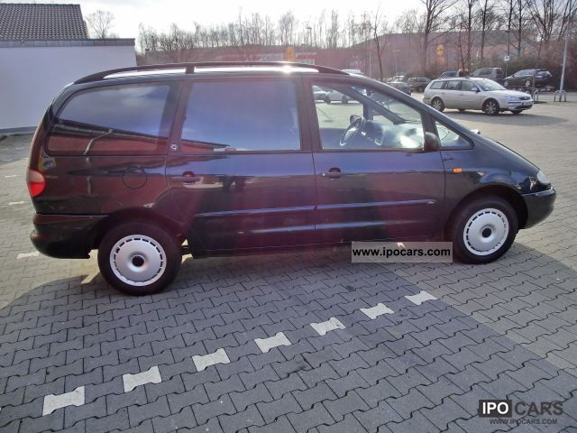 Ford Galaxy 2.0 1995 photo - 1