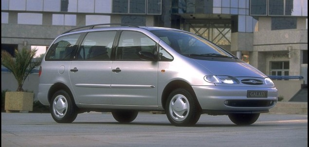 Ford Galaxy 2.0 1995 photo - 10