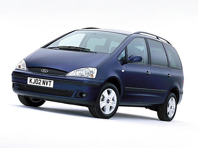 Ford Galaxy 2.0 1995 photo - 7