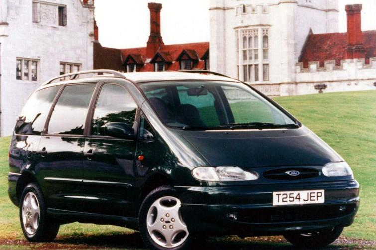 Ford Galaxy 2.0 1995 photo - 8