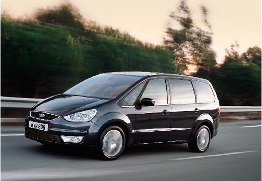 Ford Galaxy 2.2 2010 photo - 2