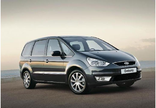 Ford Galaxy 2.2 2010 photo - 3
