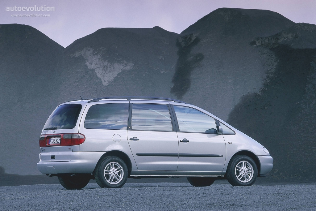 Ford Galaxy 2.8 1996 photo - 1