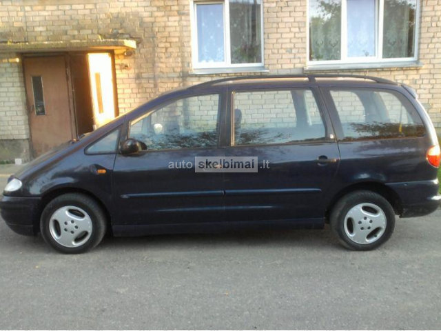 Ford Galaxy 2.8 1996 photo - 2