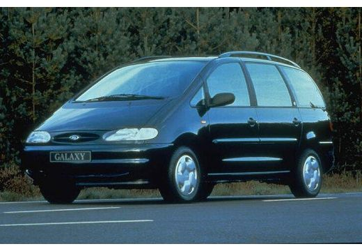 Ford Galaxy 2.8 1996 photo - 5