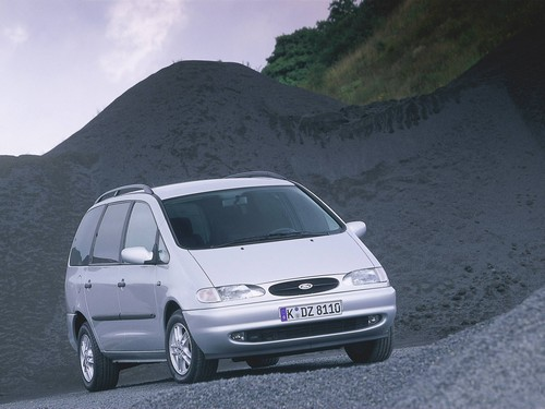 Ford Galaxy 2.8 1996 photo - 8