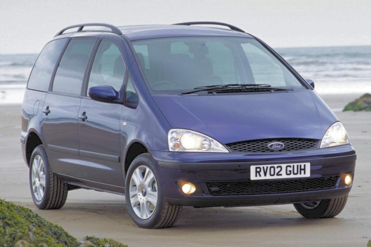 Ford Galaxy 2.8 2000 photo - 1