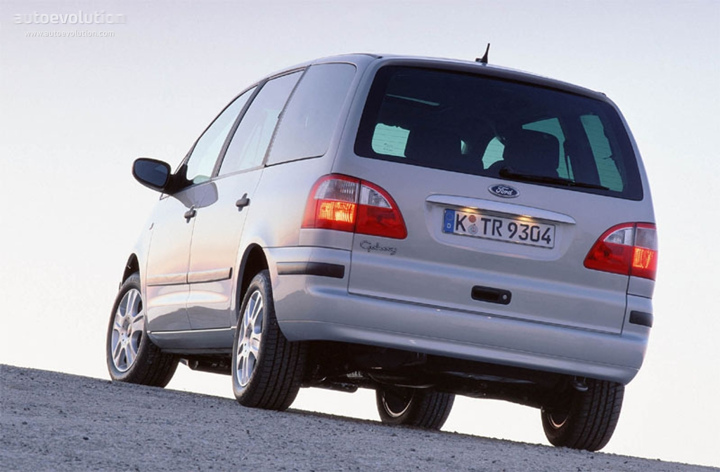 Ford Galaxy 2.8 2000 photo - 3