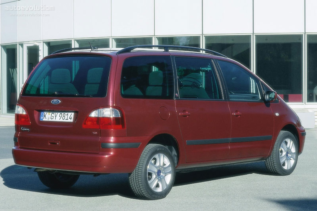 Ford Galaxy 2.8 2000 photo - 5
