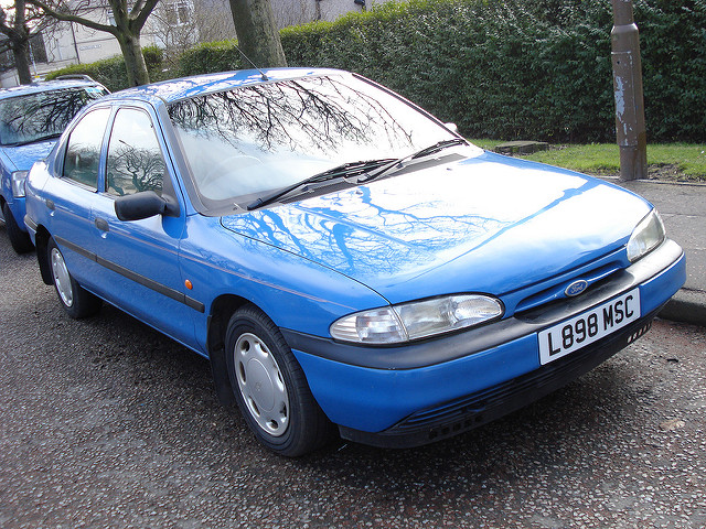 Ford Mondeo 1.6 1993 photo - 2