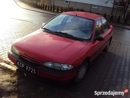Ford Mondeo 1.6 1993 photo - 5
