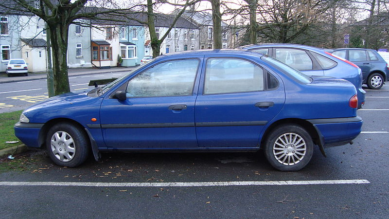 Ford Mondeo 1.6 1993 photo - 6