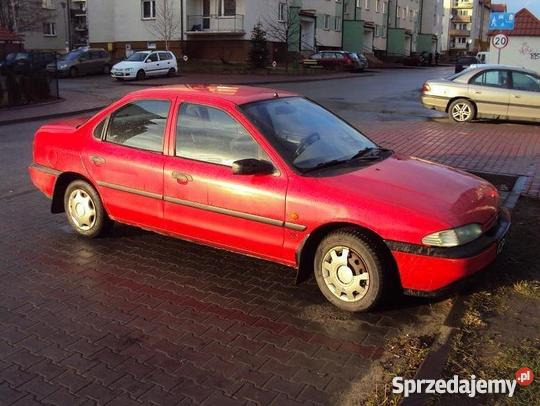 Ford Mondeo 1.6 1993 photo - 7