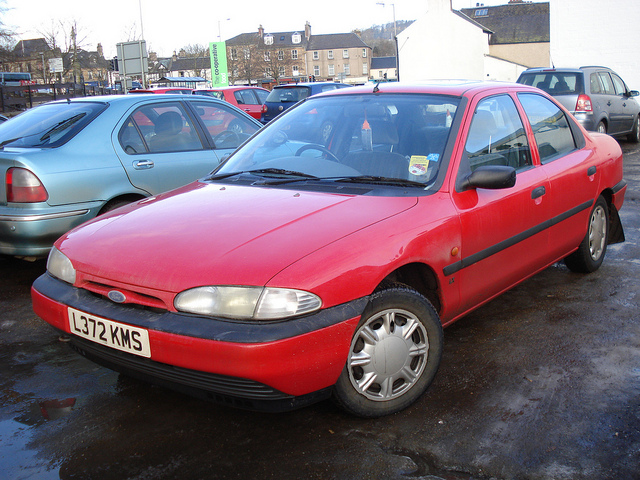 Ford Mondeo 1.6 1994 photo - 1