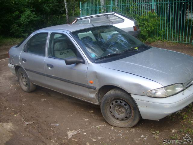 Ford Mondeo 1.6 1994 photo - 3