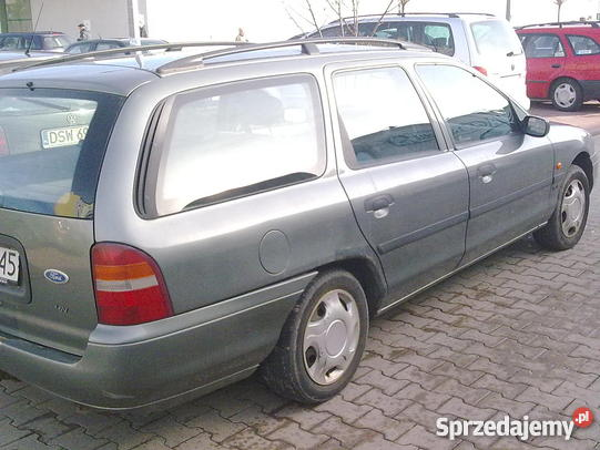 Ford Mondeo 1.6 1994 photo - 4