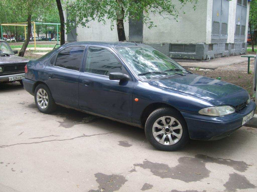 Ford Mondeo 1.6 1994 photo - 5