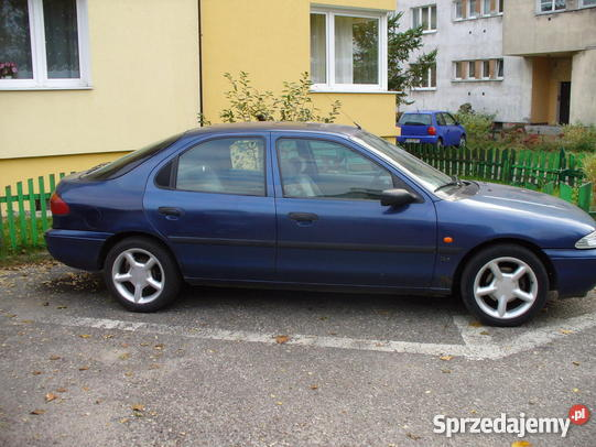 Ford Mondeo 1.6 1994 photo - 9