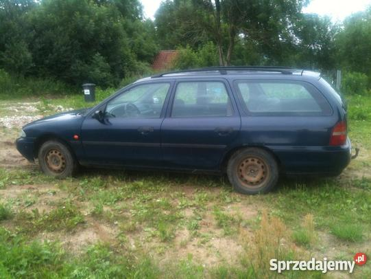 Ford Mondeo 1.6 1995 photo - 10