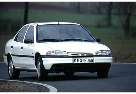 Ford Mondeo 1.6 1996 photo - 3