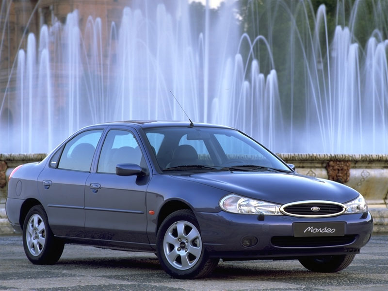 Ford Mondeo 1.6 1996 photo - 7