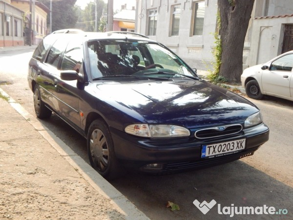 Ford Mondeo 1.6 1996 photo - 8