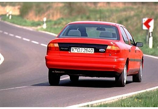 Ford Mondeo 1.6 1996 photo - 9