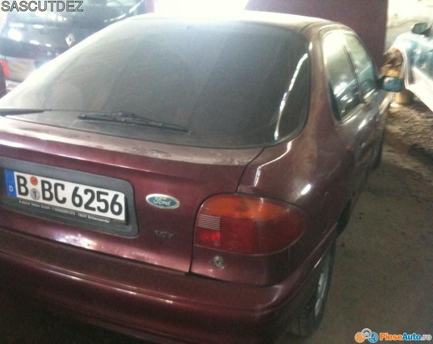 Ford Mondeo 1.6 1997 photo - 5