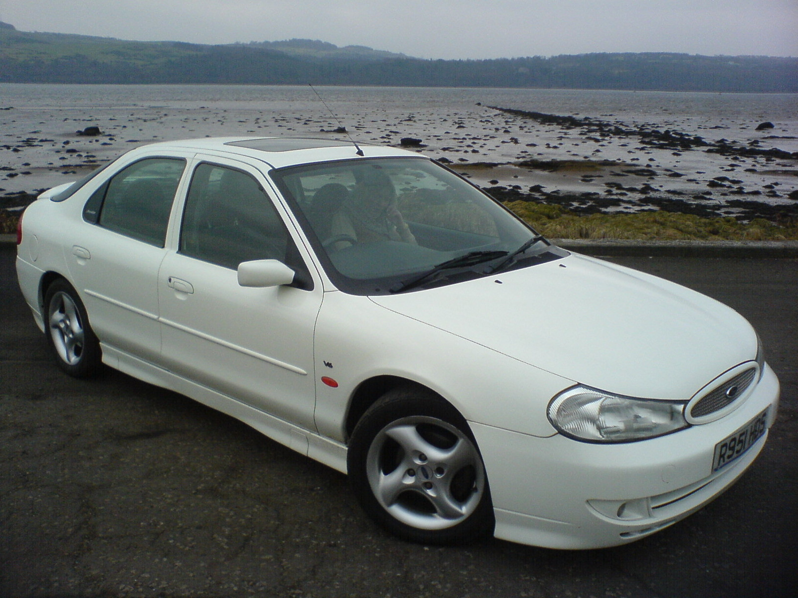 Ford Mondeo 1.6 1997 photo - 7