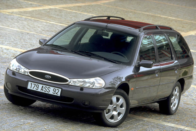 Ford Mondeo 1.6 1998 photo - 10