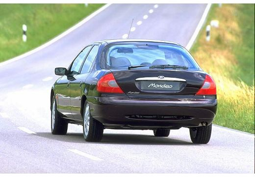 Ford Mondeo 1.6 1998 photo - 2