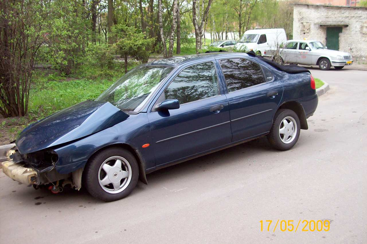 Ford Mondeo 1.6 1998 photo - 4