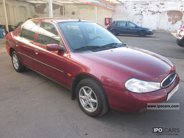 Ford Mondeo 1.6 1998 photo - 5