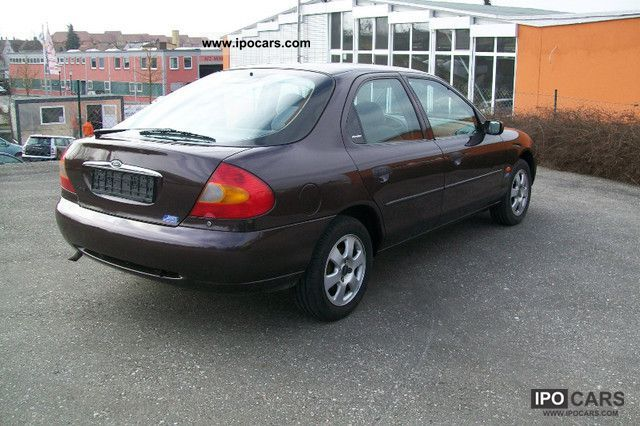 Ford Mondeo 1.6 1998 photo - 7
