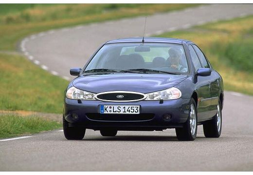 Ford Mondeo 1.6 2000 photo - 3