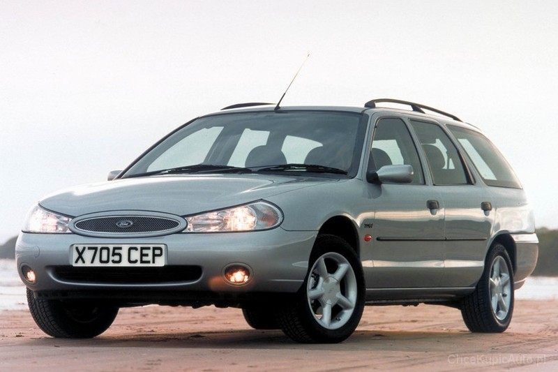 Ford Mondeo 1.6 2000 photo - 7