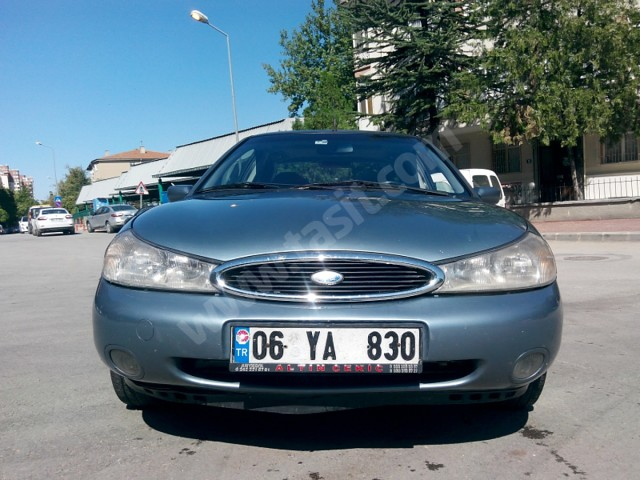 Ford Mondeo 1.6 2000 photo - 8