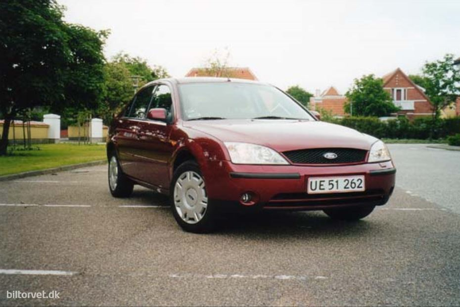 Ford Mondeo 1.6 2001 photo - 10