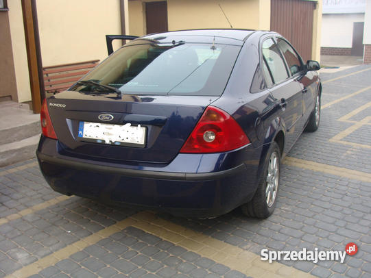 Ford Mondeo 1.6 2001 photo - 11