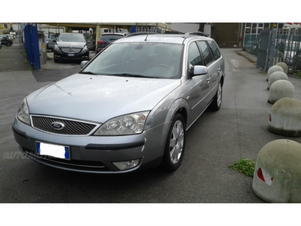 Ford Mondeo 1.6 2003 photo - 10