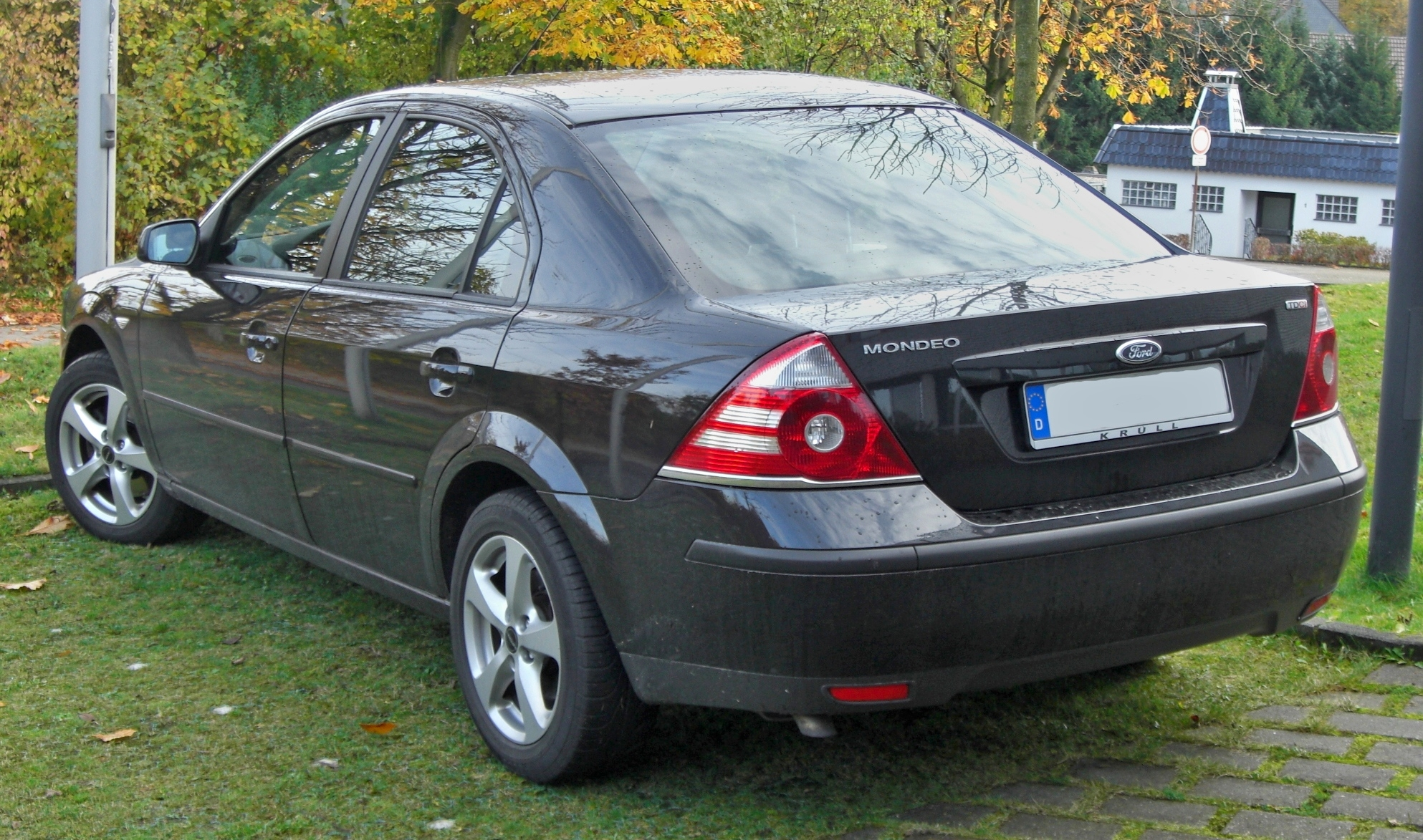 Ford Mondeo 1.6 2003 photo - 5