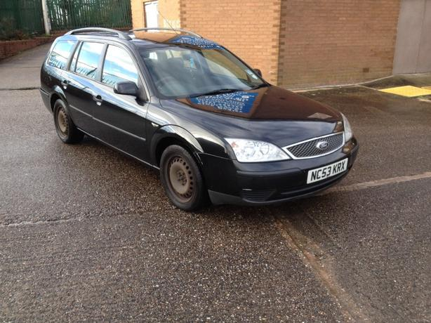 Ford Mondeo 1.6 2003 photo - 8