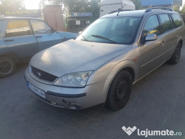 Ford Mondeo 1.6 2003 photo - 9