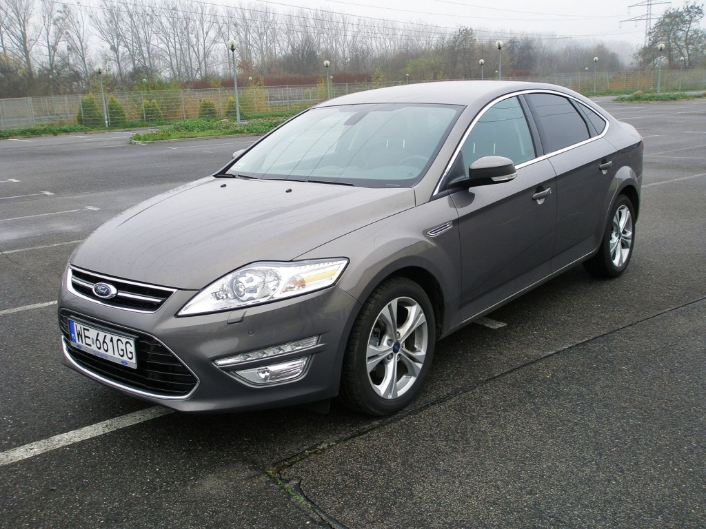 Ford Mondeo 1.6 2006 photo - 1