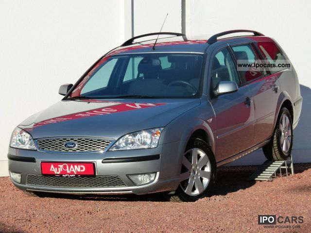 Ford Mondeo 1.6 2006 photo - 8