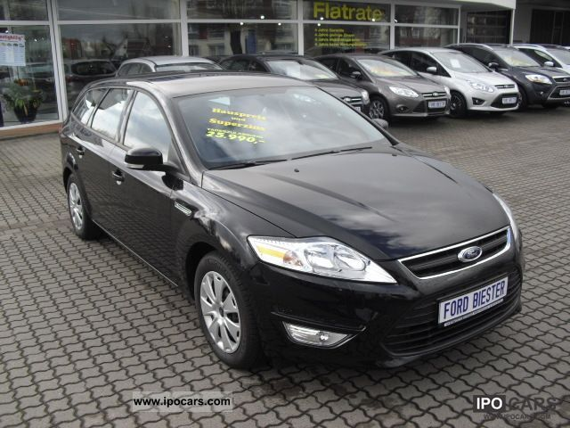 Ford Mondeo 1.6 2012 photo - 1