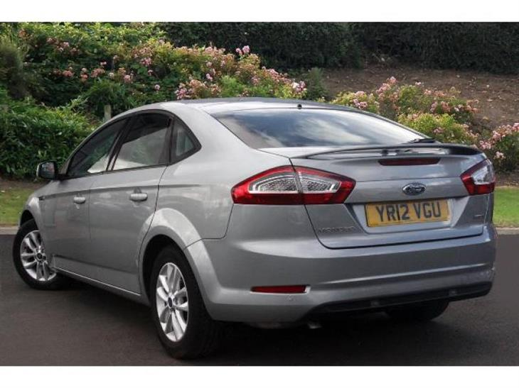 Ford Mondeo 1.6 2012 photo - 12