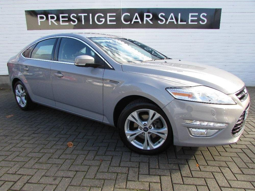 Ford Mondeo 1.6 2012 photo - 3