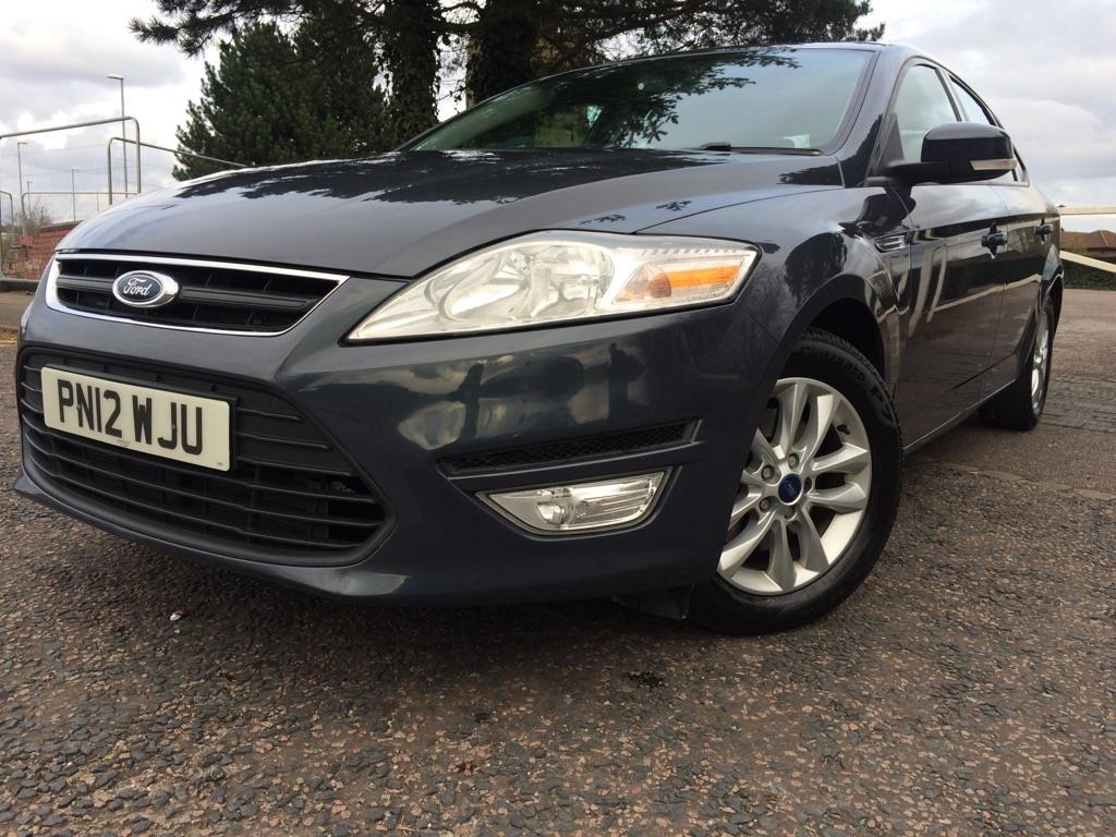 Ford Mondeo 1.6 2012 photo - 4