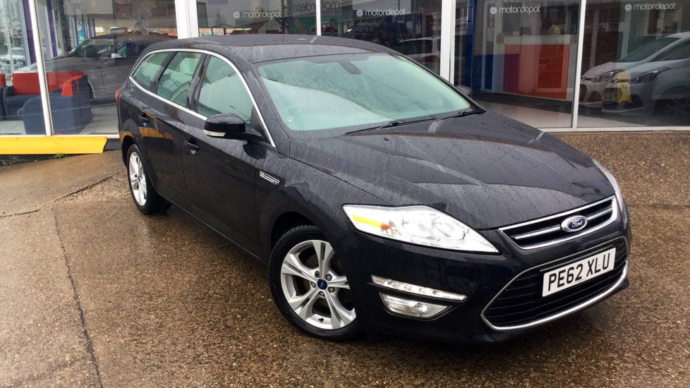 Ford Mondeo 1.6 2012 photo - 5